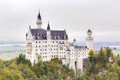 Neuschwanstein royalty-vrije stock afbeelding