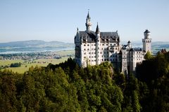 Neuschwanstein Royalty-vrije Stock Fotografie