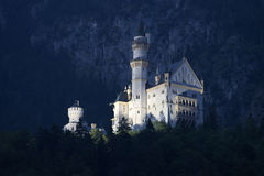 Neuschwanstein royalty free stock images