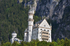 Neuschwanstein, Bavaria Royalty Free Stock Image