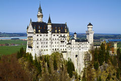 Neuschwanstein Castle (Munich) - Bavarian  Stock Photos