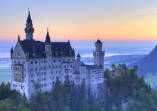 Free Neuschwanstein Castle Royalty Free Stock Photos - 3121178