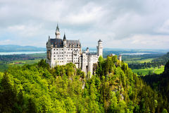 Free Neuschwanstein Castle Stock Images - 55625864