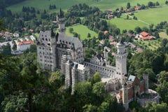 Neuschwanstein Castle royalty free stock image