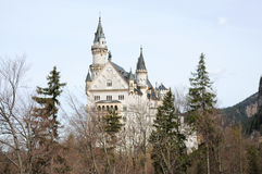 Neuschwanstein Castle, Bavaria Stock Image