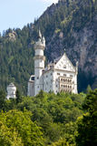 Neuschwanstein castle, Bavaria Stock Photography