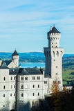 Neuschwanstein castle  Bavaria, Germany Stock Photo
