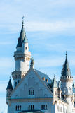 Neuschwanstein castle  Bavaria, Germany Royalty Free Stock Photos