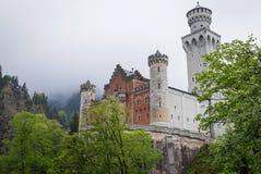 Neuschwanstein Castle, Bavaria, Germany Royalty Free Stock Photos