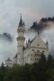 Neuschwanstein Castle, Bavaria, Munich, Germany Royalty Free Stock Photography