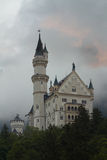 Neuschwanstein Castle, Bavaria, Munich, Germany Royalty Free Stock Images
