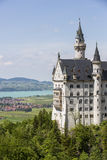 Neuschwanstein castle. Royalty Free Stock Image