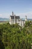 Neuschwanstein castle. Stock Images