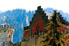 Neuschwanstein castle Stock Photos