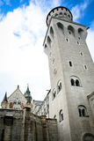 Neuschwanstein Castle in Baviera, Germany Royalty Free Stock Photo