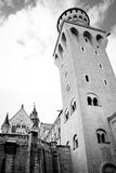 Neuschwanstein Castle in Baviera, Germany Stock Photography