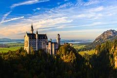 Neuschwanstein Castle Stock Images
