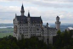 Neuschwanstein Castle, Disney Στοκ Εικόνα