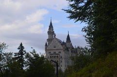 Neuschwanstein Castle, Disney Royalty Free Stock Photography