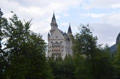 Neuschwanstein Castle, Disney Stock Image
