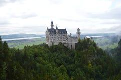 Neuschwanstein Castle, Disney Royalty Free Stock Images