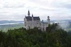 Neuschwanstein Castle, Disney Stock Photo