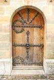 Neuschwanstein Castle Door Royalty Free Stock Photos