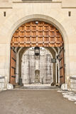 Neuschwanstein Castle Entrance Royalty Free Stock Photos