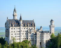 Neuschwanstein Castle Stock Images