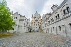 Neuschwanstein Castle στοκ εικόνες με δικαίωμα ελεύθερης χρήσης
