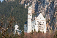 Neuschwanstein Castle Fussen Germany Royalty Free Stock Photos
