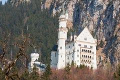Neuschwanstein Castle Fussen Germany Royalty Free Stock Photos