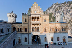 Neuschwanstein Castle Fussen Germany Royalty Free Stock Images