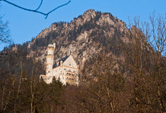 Neuschwanstein Castle Fussen Germany Stock Photography