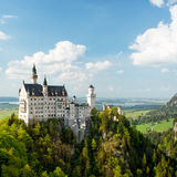 Neuschwanstein Castle, Germany royalty free stock photography