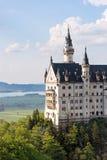 Neuschwanstein Castle, Germany stock photography