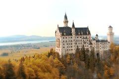 Neuschwanstein Castle.Germany royalty free stock photos