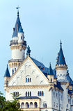 Neuschwanstein Castle in Germany Royalty Free Stock Photos