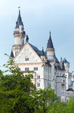 Neuschwanstein Castle in Germany Stock Photo
