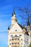 Neuschwanstein castle, Bavaria Germany Stock Photography