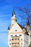 Neuschwanstein castle, Bavaria Germany Stock Photography