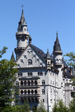 Neuschwanstein castle, Germany Royalty Free Stock Image