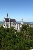 Neuschwanstein castle, Germany Royalty Free Stock Photo