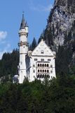 Neuschwanstein castle, Germany Stock Photography