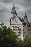 Neuschwanstein Castle in Germany Stock Photography
