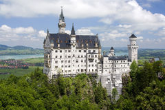 Free Neuschwanstein Castle In Germany Royalty Free Stock Photos - 14658768