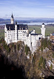 Neuschwanstein Castle In Germany Royalty Free Stock Image