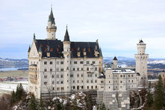 Neuschwanstein castle in Munich Stock Photography