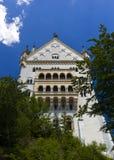 Neuschwanstein Castle Stock Image