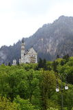 Neuschwanstein Castle in Schwangau Stock Photos
